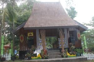 rumah karakter kalimantan
